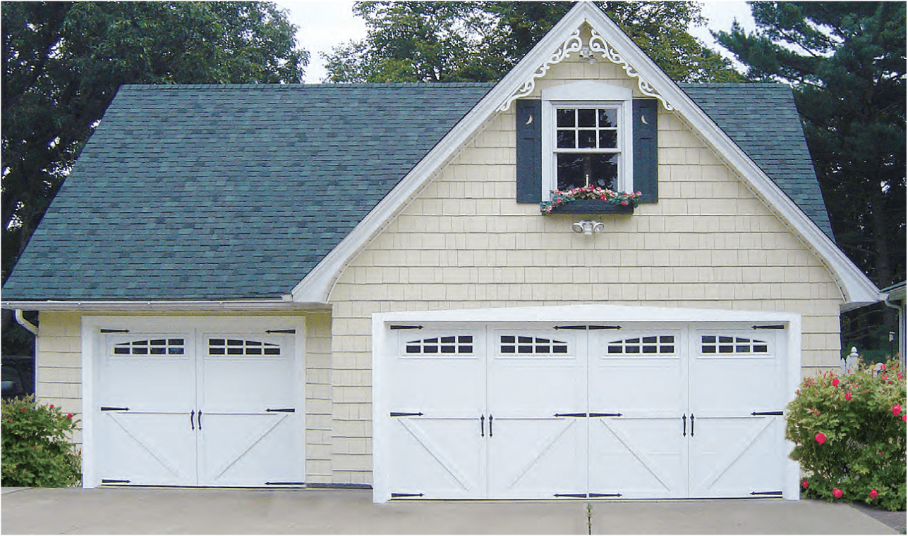 Carriage House Collection Gallery Overhead Door Of So