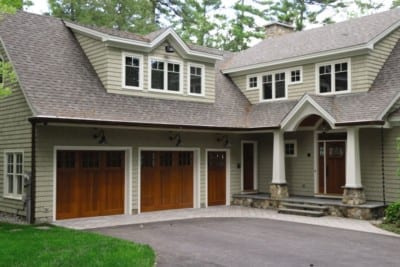 Signature Carriage Wood Garage Doors– Overhead Door Company of Southern California, San Diego
