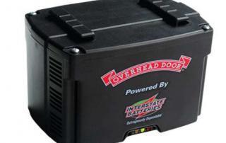 battery backup - Overhead Door of So Cal Garage Doors, Poway, San Diego