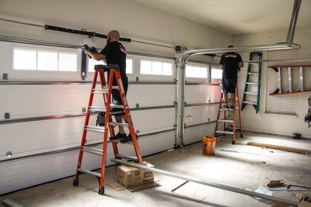 Garage Door Maintenance Tune Up Overhead Door So Cal