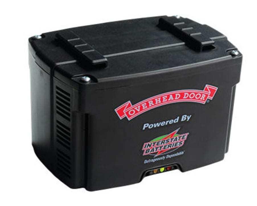 Battery Backup For Garage Door Opener Overhead Door Co Of S0o Calif